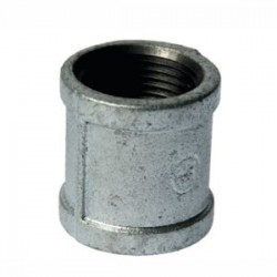 GALVANISED SOCKET 100MM