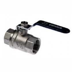 BRASS BALL VALVE 65MM