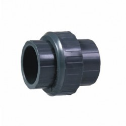 SOLVENT WELD UNION 75MM