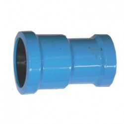 BLUE EPOXY COATED REDUCER 125 X 110MM