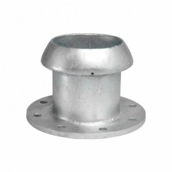 PERROT MALE FLANGED ADAPTOR 108 X 100MM